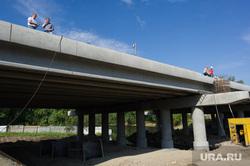 Визит Евгения Куйвашева в Нижний Тагил, строительство моста