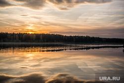 Верхотурье, Меркушино, Актай, Свято-Косминская пустынь., закат, туризм, природа, вечер, красота, озеро, река