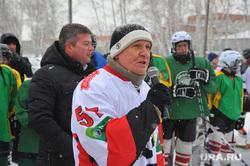 Хоккей в валенках, Челябинская гордума против Заксобрания области, рыльских виталий
