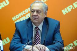Пресс-конференция по строительству.  Челябинск., янов николай