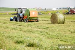 АГРОФЕСТ - 2018. Пермь, сельское хозяйство, поле, стог, сельскохозяйственная техника