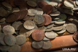 Верхотурье, Меркушино, Актай, Свято-Косминская пустынь., мелочь, старые монеты, деньги, находка, клад