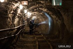 Открытие шахты Черемуховская Глубокая. Североуральск, бурение, шахта черемуховская глубокая, подземные работы