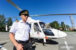 Презентация вертолета медицины катастроф. Челябинск, пилот вертолетчик