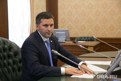 Совещание с министром природных ресурсов Дмитрием Кобылкиным. Тюмень, кобылкин дмитрий