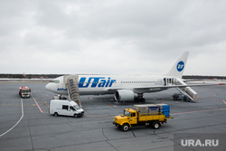 Первый полёт самолета «Виктор Черномырдин» (Boeing-767) авиакомпании Utair из аэропорта Сургут , utair, ютэир, самолет, боинг 767