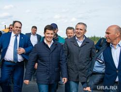 Артюхов и Моор посетили Надым, моор александр, артюхов дмитрий, ситников алексей