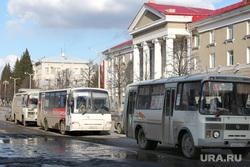 Курган, автобусы, дворец детского творчества, улица гоголя54