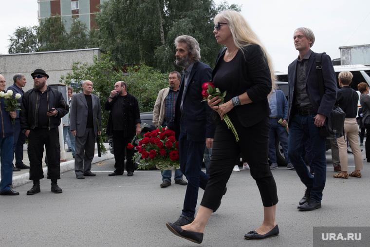 Прощание с Виталием Воловичем. (НЕОБР). Екатеринбург