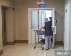 Брифинг роспотребнадзора. Сургут, инфекционное отделение, больница