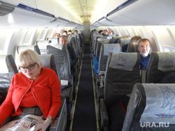 Комиссия ЦИК в Сабетте, соколова ирина, салон самолета