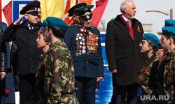 Празднование 9 мая. Сургут, кадеты, курсанты, парад победы, шувалов вадим, кириленко артем