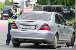 Виды Екатеринбурга, полиция россии, постовой, гибдд, дпс, автомобильные штрафы