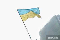 События на Майдане. Киев, флаг украины, майдан, киев, украина, баррикады, протесты, самооборона, улица грушевского