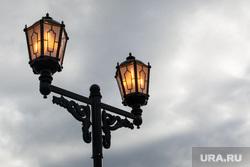 Новый Уренгой — Сеяха — Яр-Сале - командировка Кобылкина, фонарь освещения
