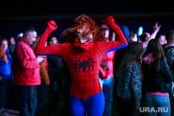 Рок-фестиваль «Нашествие-2017», первый день. Завидово, Тверь, косплей, человек-паук, неформалы, рок, концерт, танцы