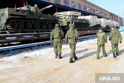 ОАО Курганмашзавод БМД-4 для десантных войск. Курган, военная техника, караул, бмд, эшелон