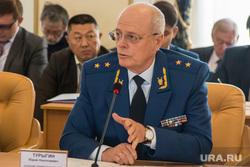 Заместитель руководителя администрации президента РФ Магомедсалам Магомедов в Кургане, турыгин юрий