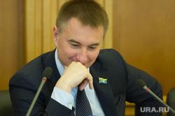 Заседание городской думы Екатеринбурга, смолин александр