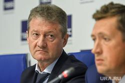 Пресс-конференция по «Автомобилисту». Екатеринбург