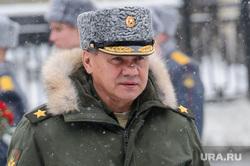 Визит министра обороны РФ Сергея Шойгу в Екатеринбург, шойгу сергей