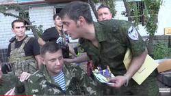 День рождения Гиви, гиви, захарченко александр
