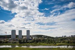 Виды Екатеринбурга , небо, недвижимость, квартиры, спальный район, природа, жилой квартал, жилье