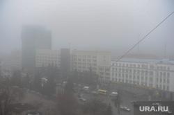 Туман Челябинск, туман