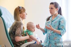 Новая больница. Детская поликлиника. Педиатрия. Екатеринбург, педиатр, дети, детская поликлиника