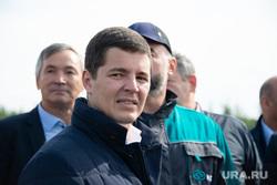Артюхов и Моор посетили Надым, артюхов дмитрий