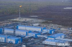 Поселок Тазовский, Новый Уренгой, Ямало-Ненецкий автономный округ, промышленное предприятие, сопутствующий газ