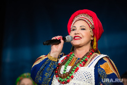 Выступление Надежды Бабкиной на фестиваль-марафоне