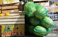 Репортаж по мусорным войнам из Миасса, овощи, торговля, базар, арбузы, рынок