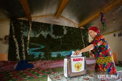 Предварительное голосование на хантыйских стойбищах. Сургутский район , выборы, коренное население, предварительное голосование, ханты голосуют, кмнс, аборигены