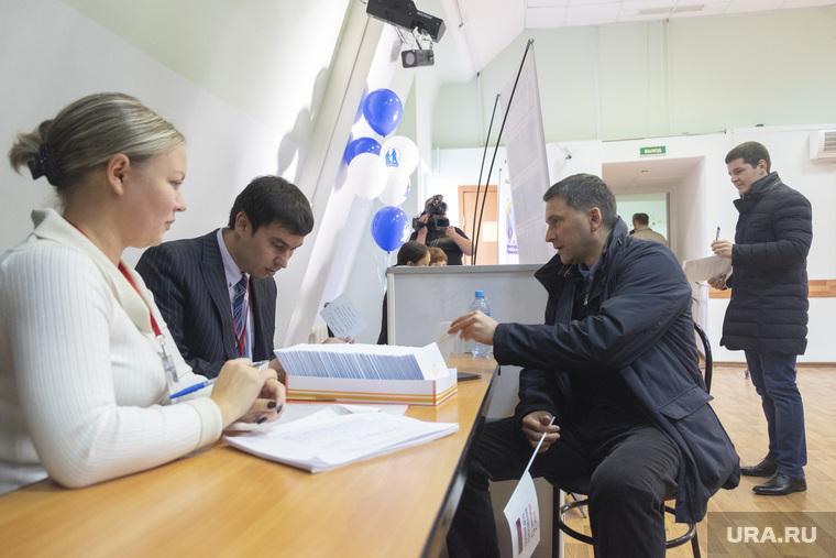 Дмитрий Артюхов и Дмитрий Кобылкин выбирают губернатора Тюменской области