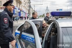 Несанкционированная акция против изменения пенсионной системы в Екатеринбурге, навальный, полиция, несанкционированный митинг, вавилова наталья