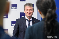 Пресс-конференция по «Автомобилисту». Екатеринбург, козицын андрей