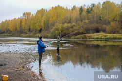 Река Чусовая деревня Каменка Екатеринбург, река, рыбаки, чусовая, осень