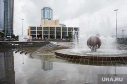 Виды города перед международной промышленной выставкой