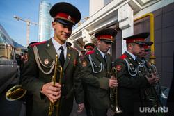 Клипарт. Екатеринбург, оркестр, музыканты, военные