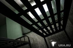 Следственный изолятор №1 (СИЗО). Екатеринбург, сизо, зона, колония, тюрьма, нары, изолятор, решетка на окне, следственный изолятор, тюремная камера
