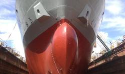 Открытая лицензия на 04.08.2015. Корабли в море., корабль, порт