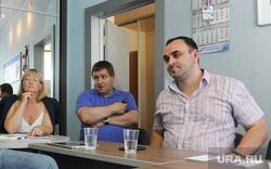 Собрание в союзе журналистов Челябинск, золотухина альбина, филичкин сергей, моргулес дмитрий, никитина алевтина