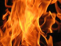 Открытая лицензия от 12.05.2017, огонь пламя