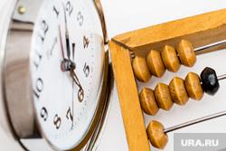 Клипарт. Сургут, часы, счеты, экономика, бухгалтерия, бюджет, деньги, время, время-деньги