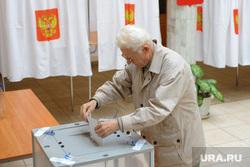 Мякуш. Челябинск, урна для голосования, выборы, избиратель