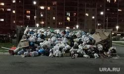 , мусор, контейнерная площадка