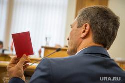 Заседание Городской думы Екатеринбург, голосование, володин игорь