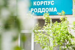 Родильный дом ГКБ №40. Екатеринбург, больница, медицина, родильное отделение, роддом, корпус роддома