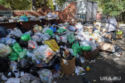 Мусорные площадки. Челябинск, свалка, мусорные площадки, мусор